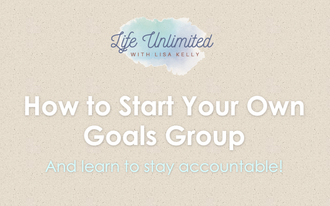 How to Start Your Own Goals/Accountability Meet-Up (a.k.a. Mastermind)